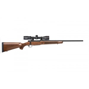 """Mossberg Patriot .270 Winchester 5-Round 22"""" Bolt Action Rifle in Matte Blued - 27941"""