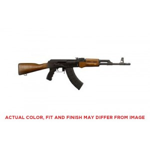 """Century Arms C39v2 7.62X39 30-Round 16.5"""" Semi-Automatic Rifle in Brown - RI2245-N"""