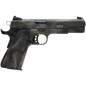 "Sig Sauer 1911-22 Full Size .22 Long Rifle 10+1 5"" 1911 in Black Camo (Black Camo Grip) - 191122C1"