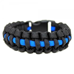 One size, Black with Blue