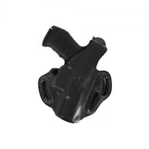 "Desantis Gunhide Thumb Break Scabbard Right-Hand Belt Holster for Sig Sauer P224 Dasa in Black (3.5"") - 001BAQ8Z0"