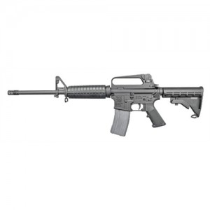 "Olympic Arms K3B .223 Remington/5.56 NATO 30-Round 16"" Semi-Automatic Rifle in Black - K3B"