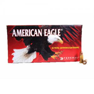 Federal Cartridge .25 ACP Total Metal Jacket, 50 Grain (50 Rounds) - AE25AP