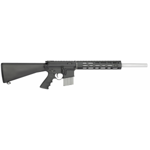 "Rock River Arms LAR-15LH LEF-T Varmint A4 .223 Remington/5.56 NATO 20-Round 18"" Semi-Automatic Rifle in Black - LH1515"