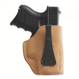 USA ULTIMATE SECOND AMENDMENT Gun FIt: CHARTER ARMS - UNDERCOVER 2  Color: BROWN Hand: Left Handed - USA159