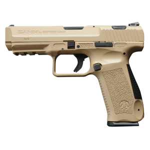 """Century Arms TP9SA 9mm 18+1 4.5"""" Pistol in Polymer - HG3277DN"""