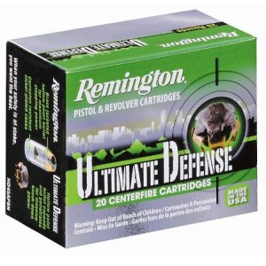 Remington Compact .45 ACP Brass Jacket Hollow Point, 230 Grain (20 Rounds) - CHD45APBN