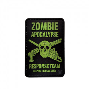 5ive Star - Morale Patch Option: Zombie Outbreak
