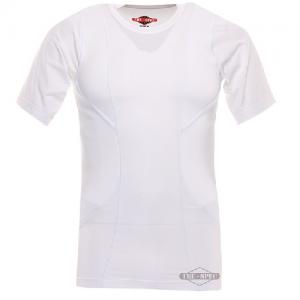 Tru Spec 24-7 Men's Holster Shirt in White - Medium