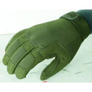 Crossfire Gloves Color: OD Green Size: Medium