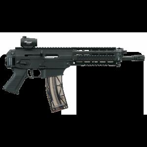 "Sig Sauer P522 .22 Long Rifle 25+1 10.6"" Pistol in Black - P52210BSS"