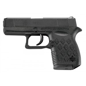 "Diamondback Micro-Compact 9mm 6+1 2.8"" Pistol in Black - DB9C"