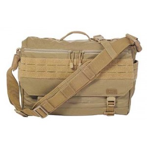 5.11 Tactical Lima Class Rush Delivery Bag Waterproof Delivery Bag in Sandstone - 56177