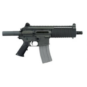 "Bushmaster 21S .223 Remington/5.56 NATO 30+1 7.25"" Pistol in Matte Black - 90735"