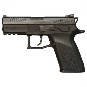 "CZ P-07 9mm 15+1 3.75"" Pistol in Black - 91086"