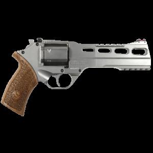 "Hi-Point Rhino .357 Remington Magnum 6-Shot 6"" Revolver in Nickel - 340077"