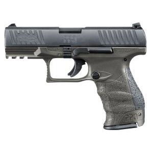 """Walther PPQ 9mm 15+1 4"""" Pistol in Black (Classic) - 2823462"""