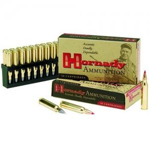 Hornady Varmint Express .22-250 Remington V-Max, 50 Grain (20 Rounds) - 8336