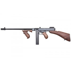 """Auto Ordinance 1927A1 .45 ACP 20-Round 16"""" (14.5"""" with Pinned Brake) Semi-Automatic Rifle in Black - T1B-14"""