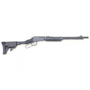 """Mossberg 464 .22 Long Rifle 13-Round 18"""" Lever Action Rifle in Blued - 43027"""