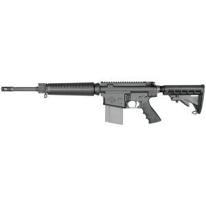 """Rock River Arms LAR-8 Mid-Length A4 .308 Winchester/7.62 NATO 30-Round 16"""" Semi-Automatic Rifle in Black"""