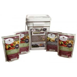 Wise Foods Inc. 01152 Emergency Supplies 52 Serving Prepper Pack