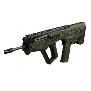 """IWI Tavor .223 Remington/5.56 NATO 30-Round 18"""" Semi-Automatic Rifle in OD Green - TSG18"""