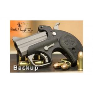 "Bond Arms Backup .45 ACP 2-Shot 2.5"" Derringer in Powder Coat Black - BABU"
