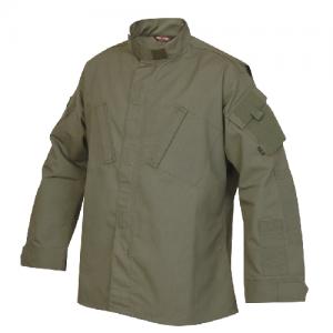 Tru Spec TRU Men's Full Zip Coat in Olive Drab - Large