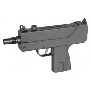 "Masterpiece Arms Defender .45 ACP 30+1 6"" Pistol in Black - MPA10T"