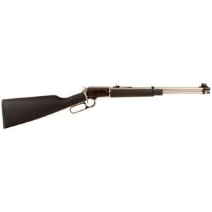 "Chiappa Kodiak Cub Take-Down .22 Long Rifle 15-Round 18.5"" Lever Action Rifle in Chrome Matte - 920375"