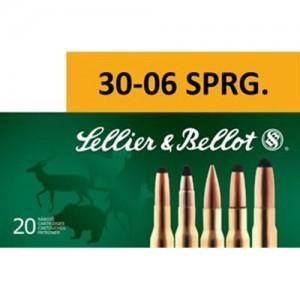 Magtech Ammunition .30-06 Springfield Soft Point, 180 Grain (20 Rounds) - SB3006B