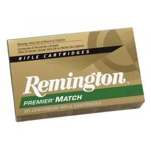 Remington Premier MatchKing .223 Remington/5.56 NATO Boat Tail Hollow Point Match, 77 Grain (20 Rounds) - RM223R3