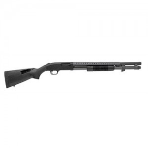 "Mossberg 590 Special Purpose .12 Gauge (3"") 7-Round Pump Action Shotgun with 20"" Barrel - 50645"