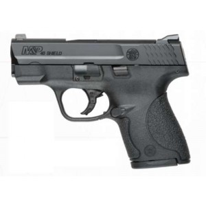 """Smith & Wesson M&P Shield .40 S&W 6+1 3.1"""" Pistol in Polymer - 10036"""