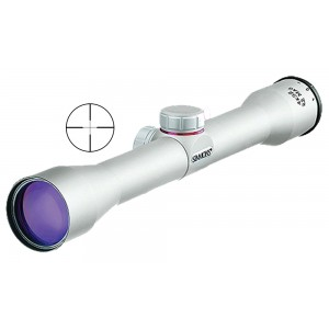 Simmons Outdoor .22 Mag 4x32mm Riflescope in Silver (Truplex) - 511033
