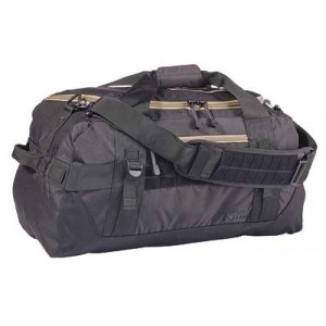 5.11 Tactical Mike NBT Duffle Tearproof Duffel Bag in Black - 56183