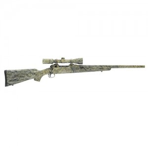 "Savage Arms Predator Hunter .22-250 Remington 3-Round 22"" Bolt Action Rifle in Mossy Oak Brush Camo - 18117"