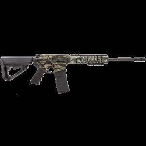 """Anderson Manufacturing AM15 M416 .223 Remington/5.56 NATO 30-Round 16"""" Semi-Automatic Rifle in Black - AM15M416TIGE"""