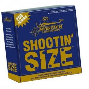 Magtech Ammunition Sport .40 S&W Full Metal Jacket, 180 Grain (250 Rounds) - MP40B