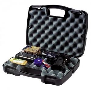 Plano Special Edition Black Pistol Case 10137