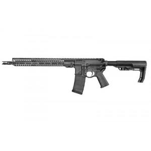 "Seekins Precision Nx15 Skeletonized Noxs, Semi-automatic Rifle, 223 Rem, 16"" 416-5r Button Rifled Match Grade Stainless Steel Barrel, 1:8 Twist, Black Finish, Mft Minimalist Stock, 30rd, Skeletonized 7075-t6 Billet Aluminum Upper And Lower Receiver, 15"" N"