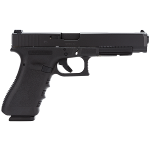 "Glock 34 9mm 17+1 5.32"" Pistol in Polymer (Gen 4) - PG3430103"