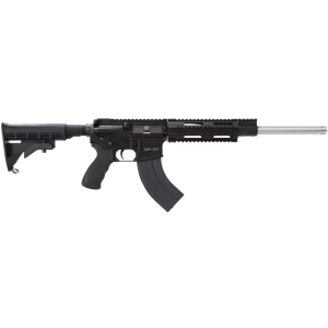 "Olympic Arms K30R16SST 7.62X39 30-Round 16"" Semi-Automatic Rifle in Black - K30R16SST"