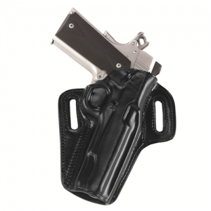 CONCEALABLE BELT HOLSTER Gun FIt: BERETTA - 92D Color: BLACK Hand: Left Handed - CON203B