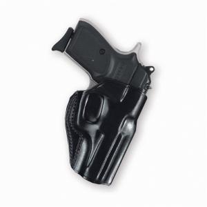 Stinger Belt Holster Color: Black Gun: S&W - M&P Shield 9/40 Hand: Left - SG653B
