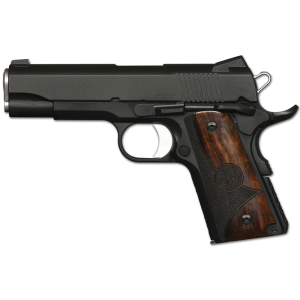 """Dan Wesson CCO .45 ACP 7+1 4.3"""" 1911 in Anodized Aluminum (Officer) - 01962"""