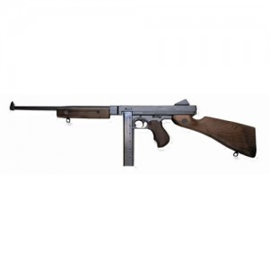 "Kahr Arms M1 Semi-Automatic .45 ACP 30-Round 16.5"" Semi-Automatic Rifle in Black - TM1"