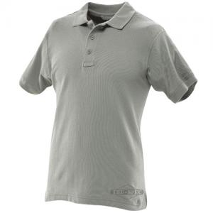 Tru Spec 24-7 Men's Short Sleeve Polo in Grey - X-Large