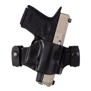 """Galco International Matrix Right-Hand Belt Holster for Sig Sauer P220, P226 in Black (4.4"""") - M7X248"""